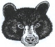 Black Magic Bruin Bear Lure - 8 oz.