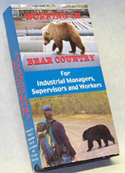 Working in Bear Country (VHS)